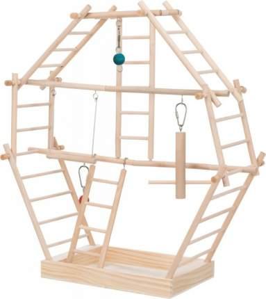Игровая площадка для птиц, 44 х 44 х 16 см, Trixie (5659)