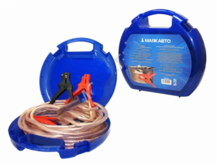 Стартовые провода (прикуривателя) 1200А 6м