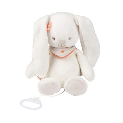 Игрушка мягкая Nattou Musical Soft toy Mia & Basile Кролик музыкальная 562041