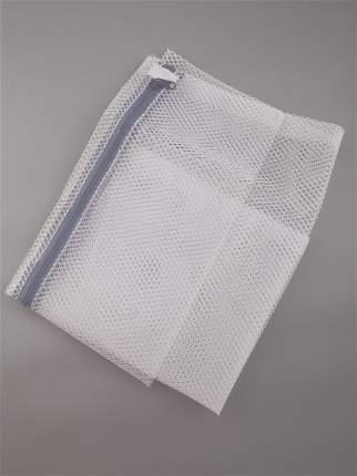 Мешок на молнии для стирки постельного белья и одежды 65х80