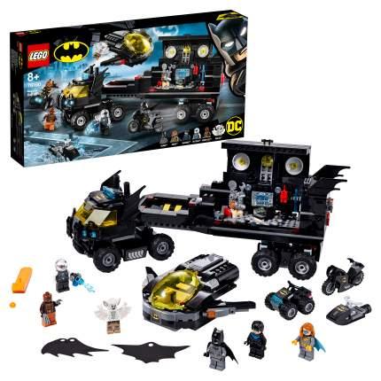 Конструктор LEGO DC Comics Super Heroes 76160 Мобильная база Бэтмена