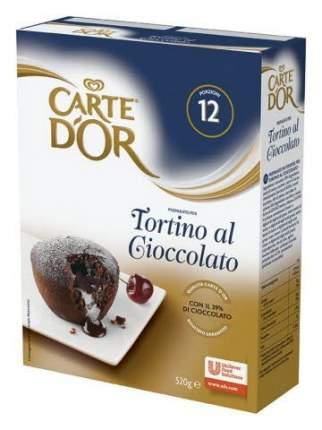 Десерт шоколадный фондан Carte D'or сухая смесь 520 г