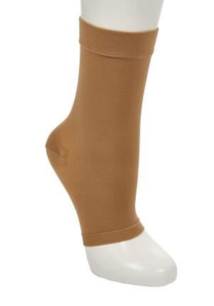 Бандаж компрессионный на голеностопный сустав ИНТЕКС профилактический размер S бежевый