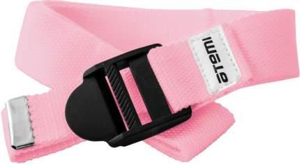 Ремень для йоги Atemi AYS01P, розовый