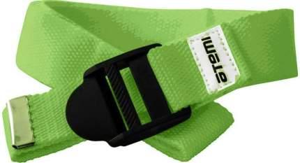 Ремень для йоги Atemi AYS01GN, зеленый
