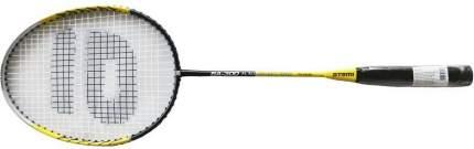 Ракетка для бадминтона Atemi, алюмин/сталь, чехол 3/4, желт/черн, BA-300