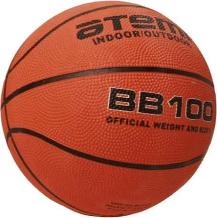 Баскетбольный мяч Atemi BB100 №3 оранжевый