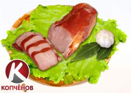 Окорок Копченов сырокопченый охлажденный из свинины 250 г