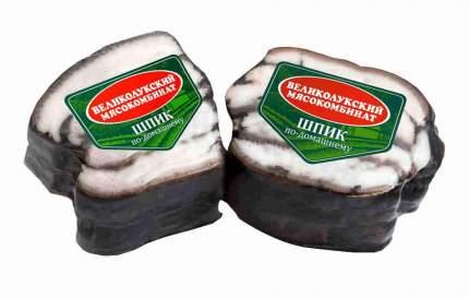 Шпик Великолукский мясокомбинат по-домашнему соленый 300 г
