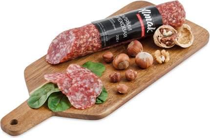 Колбаса салями альмак ореховая с/к 270 г в/у балтийский продукт россия