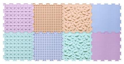 Модульный коврик Ортодон №2 Малыш, пастельные цвета