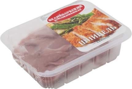 Шницель Великолукский мясокомбинат из свинины охлажденый 400 г