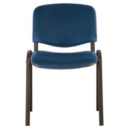 Офисный стул Brabix Iso 531980, черный/синий