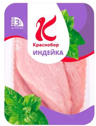 Стейк краснобор охл из индейки 500 г в/у краснобор россия