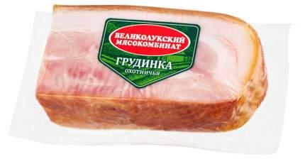 Грудинка Великолукский мясокомбинат свиная сырокопченая 300 г