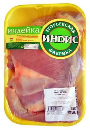 Филе бедра индейки Краснобор охлажденое вакуумная упаковка 500 г