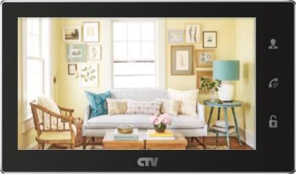 Видеодомофон CTV-M4706AHD - черный
