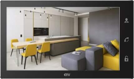 Видеодомофон CTV-M4106AHD - черный