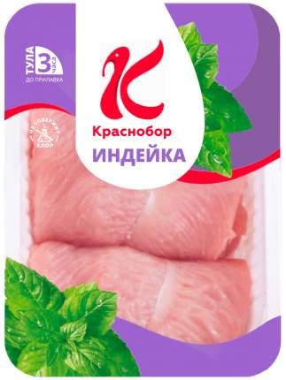 Вырезка индейки охл филейная кг газ/ср вес краснобор россия