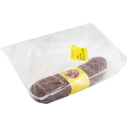 Колбаса Балтийский продукт литовская сырокопченая 1000 г