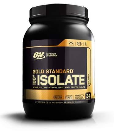 Optimum Nutrition Протеин Optimum Nutrition 100% Gold Standard Isolate, 730 г, ваниль
