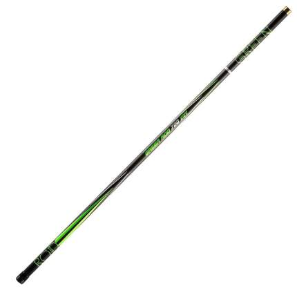 Удилище маховое Nisus Green Rod carbon 7м (15-40г) без колец N-GR-700