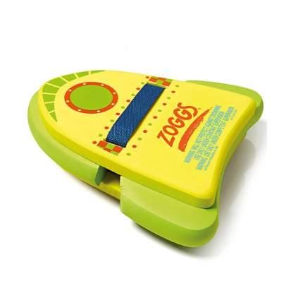 Доска для плавания Zoggs Jet Pack 3 in 1 желтая