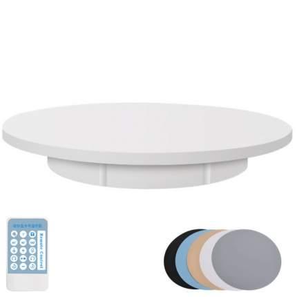 Поворотный стол BlackMix BM42 Pro White