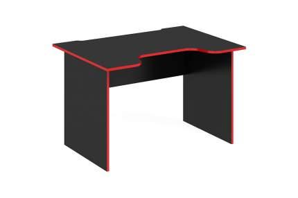 Стол геймерский E-Sport Gear Small черный-красный