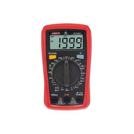 Портативный мультиметр UNI-T UT33D+ NCV + прозвонка