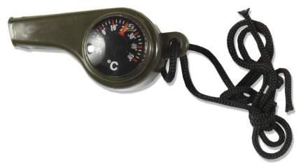 Компас-термометр (свисток) Следопыт PF-TCP-08