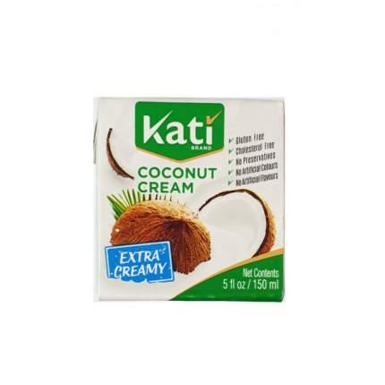 Сливки Kati Coconut cream кокосовые 150 мл