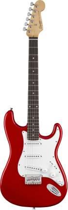 Электрогитара Fender Squier MM Stratocaster Hard Tail Red, Fender (Фендер)