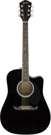 Электроакустическая гитара FENDER FA-125CE Dreadnought, Fender (Фендер)