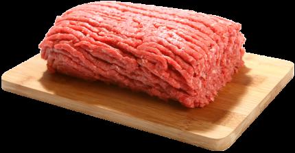 Фарш говяжий Лента Деревенский охлажденный -1 кг