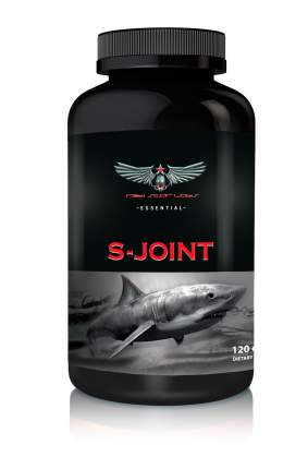 Red Star Labs S-Joint Glucosamine & Chondroitin + MSM, 120 капс