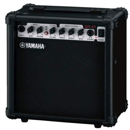 Комбоусилитель для электрогитары Yamaha GA15
