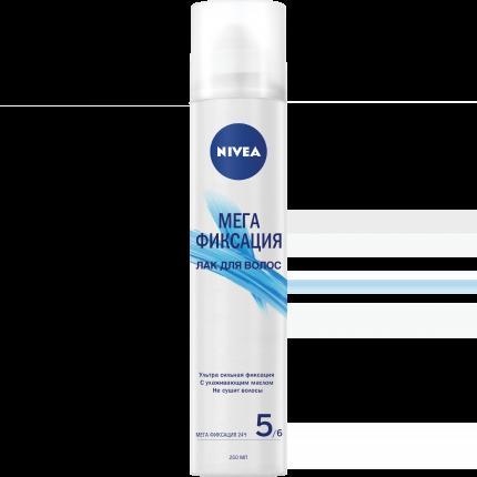 Лак для волос Nivea Мега фиксация 250 мл