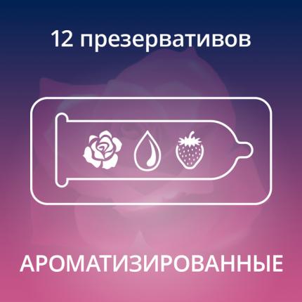 Презервативы Contex Romantic Love 12 шт.