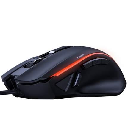 Игровая мышь Baseus GAMO 9 Programmable Buttons Gaming Mouse Black