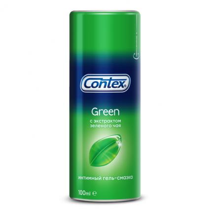Гель-смазка Contex Plus Green 100 мл