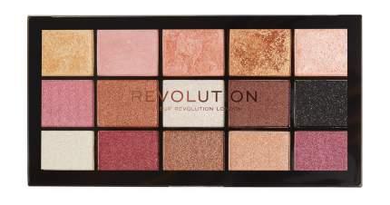 Тени для век Makeup Revolution Re-Loaded Palette Affection
