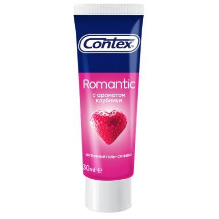 Гель-смазка Contex Plus Romantic 30 мл