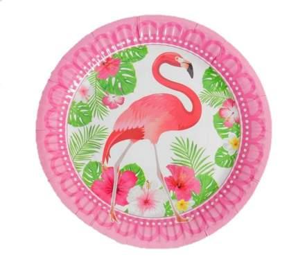 Набор для праздника Sima-Land Фламинго, на 6 персон