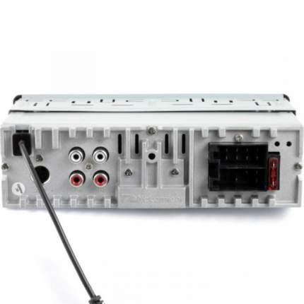 Автомагнитола Nakamichi NQ611GB 1 din, USB, AUX, Bluetooth, 50x4 Вт, зеленая подсветка