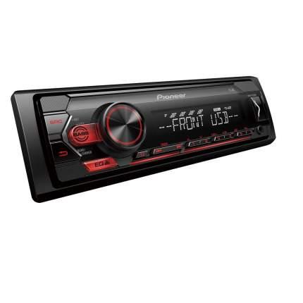 Автомагнитола PIONEER MVH-S120UB, 4x50вт,USB/MP3/Android, красная подсветка