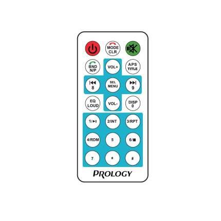 Автомагнитола PROLOGY CMX-180, USB, AUX ,BT, белый свет
