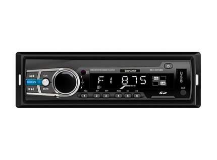 Автомагнитола SWAT MEX-1047UBW 1 din медиа ресивер,4х50 вт, BT/MP3/USB/SD/2RCA белая