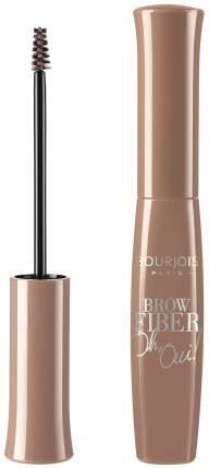 Тушь для бровей Bourjois Brow Fiber Oh, Oui! Mascara