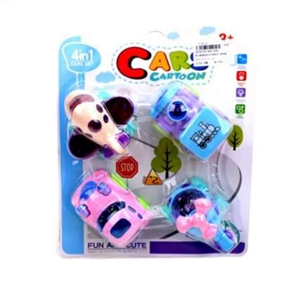 Набор инерционных игрушек Наша игрушка 4 шт., в ассортименте